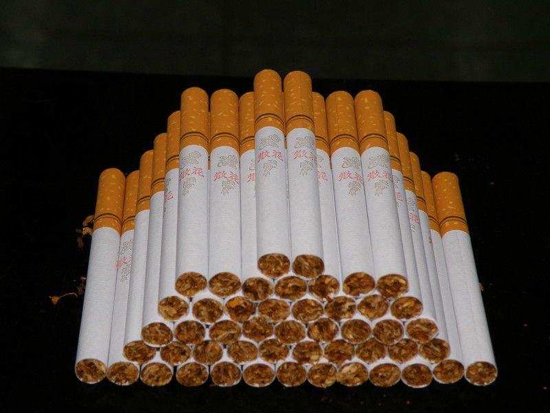 Anti-Tobacco Harshness & Sweetness